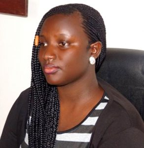 Ms. Nanteza Juliet - University Administrator